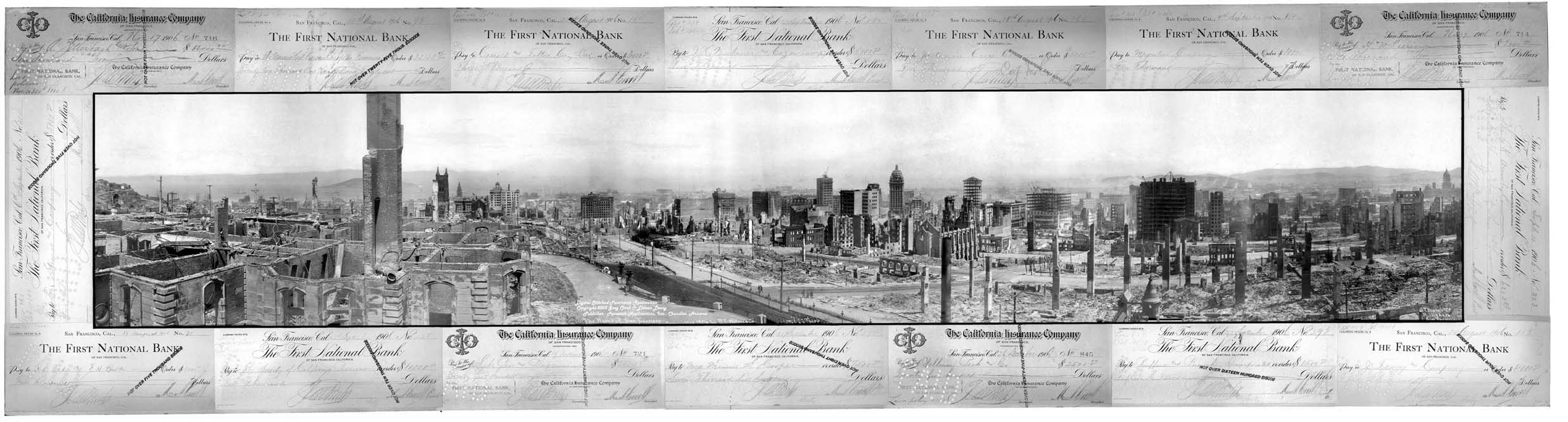 san franciscos 1906 earthquake essay The 1906 earthquake of san francisco is also known as the great san francisco  earthquake although, more than a century has gone since it.